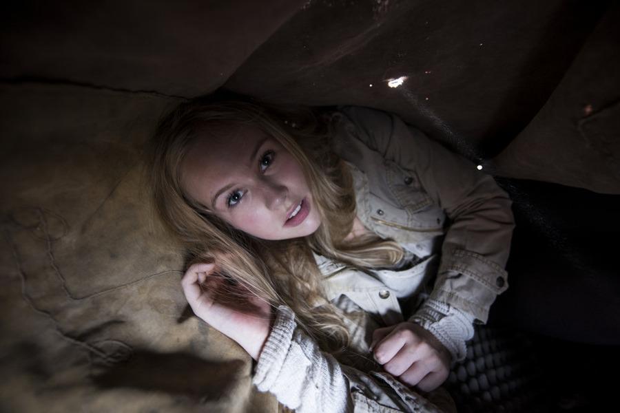 "HEROES REBORN -- ""The Lion's Den"" Episode 105 -- Pictured: Danika Yarosh as Malina -- (Photo by: Christos Kalohoridis/NBC)"