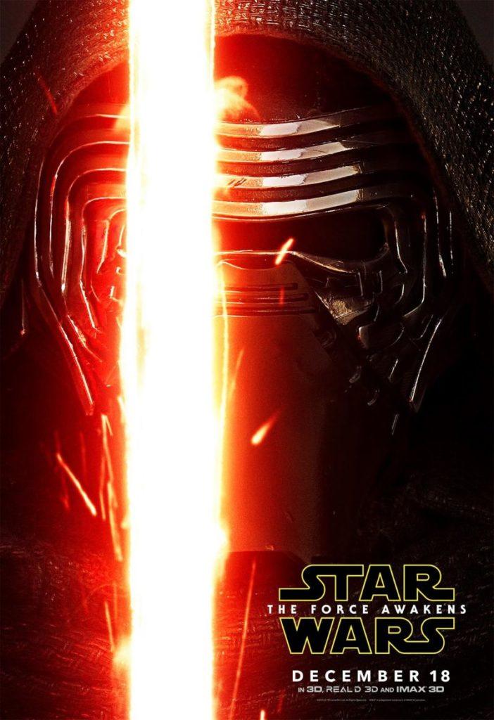 star wars character posters kylo ren