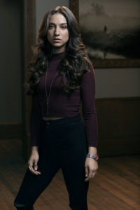 THE MAGICIANS -- Season:1 -- Pictured: Stella Maeve as Julia -- (Photo by: Rodolfo Martinez/Syfy)