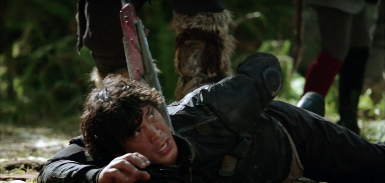 bellamy the 100
