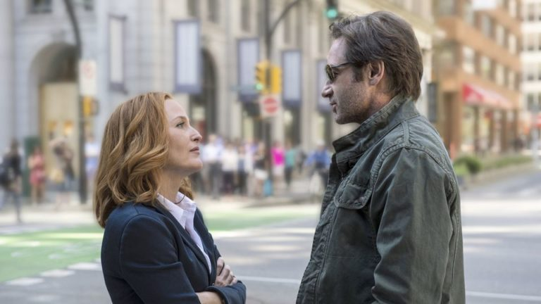 """""""The X-Files"""" Is Returning for a Second Event Series"""