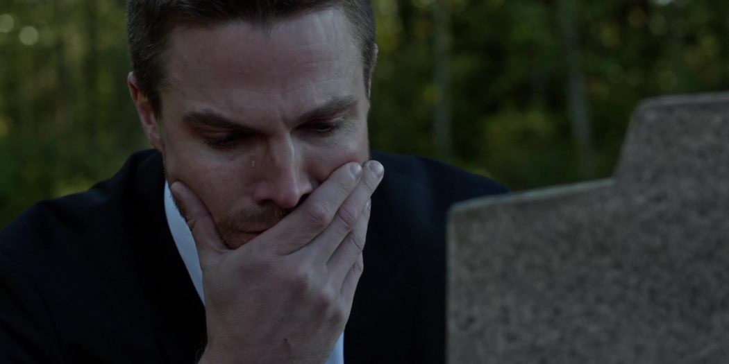 arrow who dies in season 4