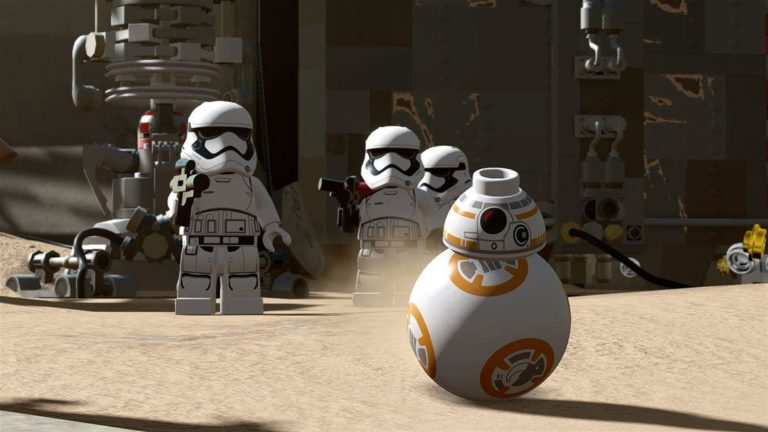 'Star Wars: The Force Awakens' To Get LEGO-fied