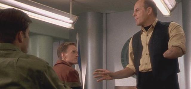Jean Rasczak Starship Troopers