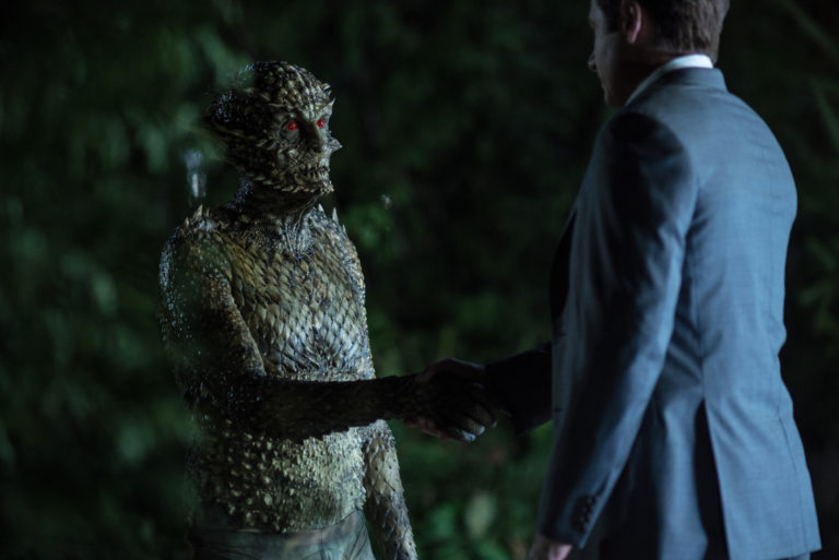 'The X-Files' Review: Monsters and Mediocrity