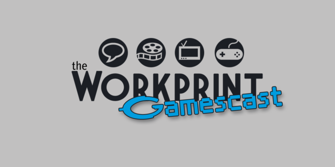 gamescast workprint cover