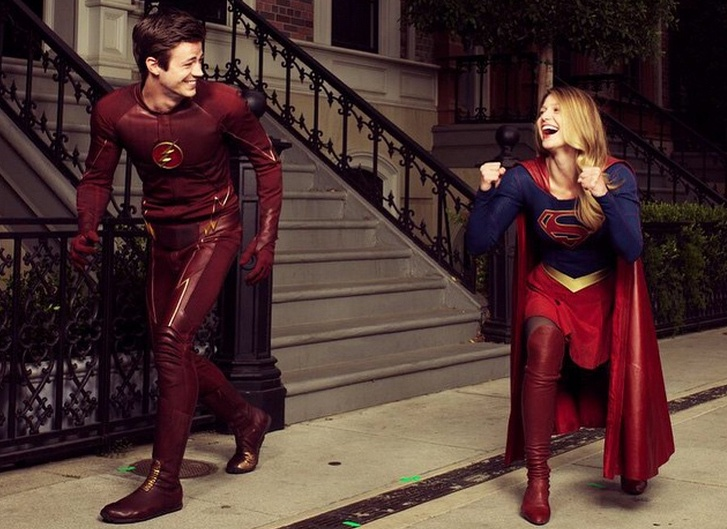 Supergirl/The Flash