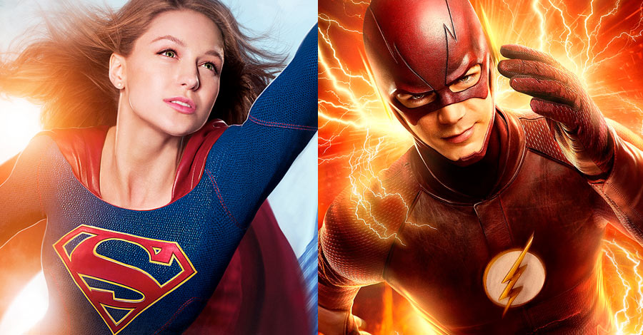 supergirl/theflash