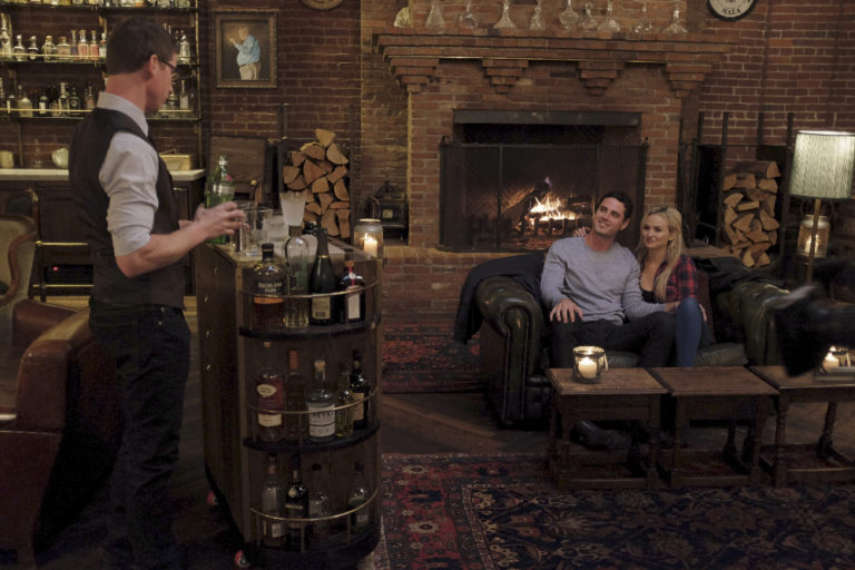 'The Bachelor': Little Ben Comes Out to Play in the Fantasy Suite