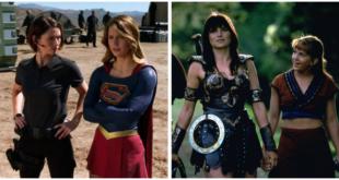 supergirl xena