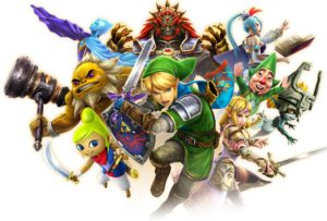 Hyrule Warriors Legends Characters