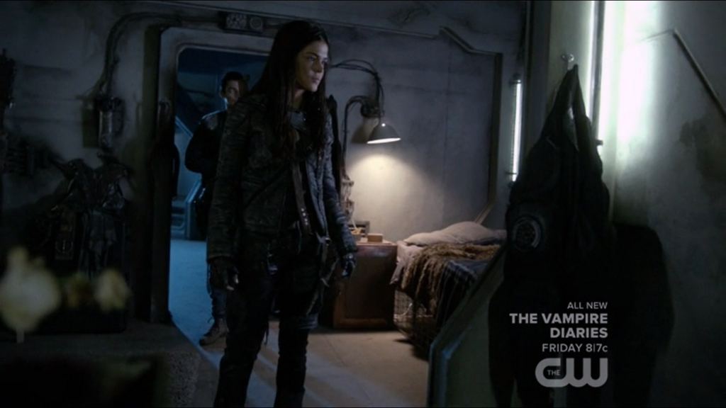 the 100 demons octavia