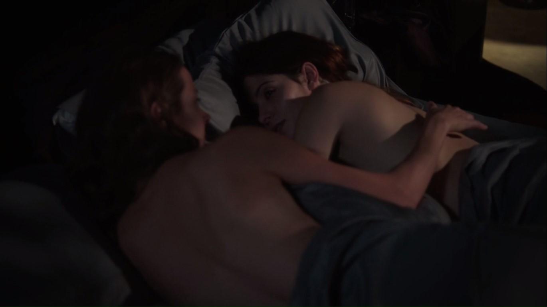 Lesbian Bed Scene 121