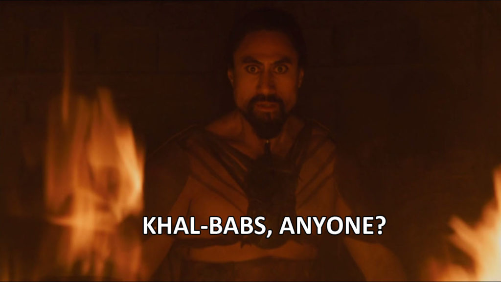 game of thrones 604 khal-babs