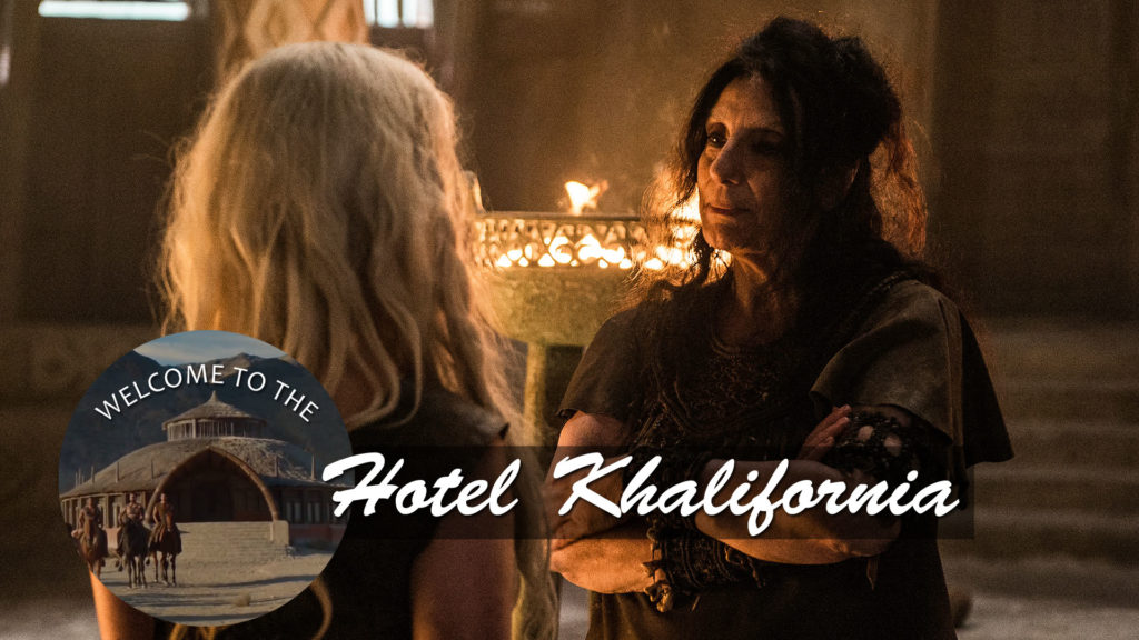 game of thrones hotel khalifornia