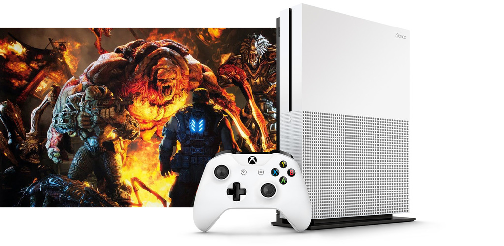 xbox one s vertical