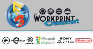 gamescast workprint cover e3 2016