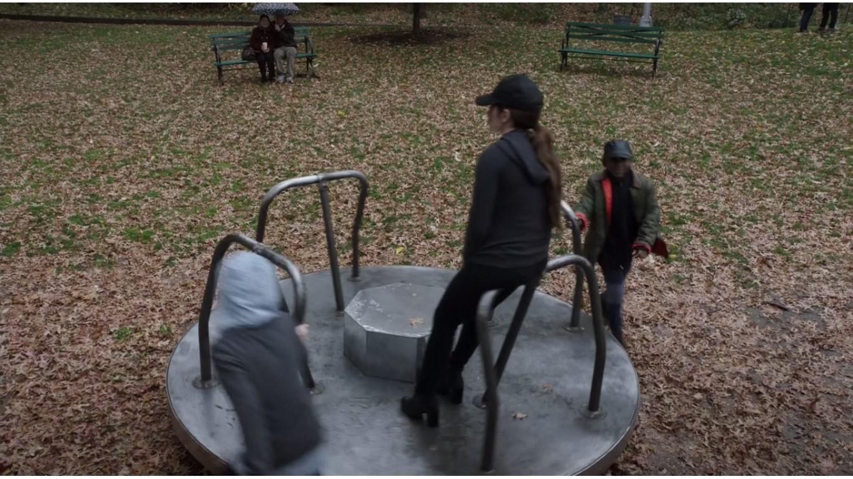Playground Synecdoche