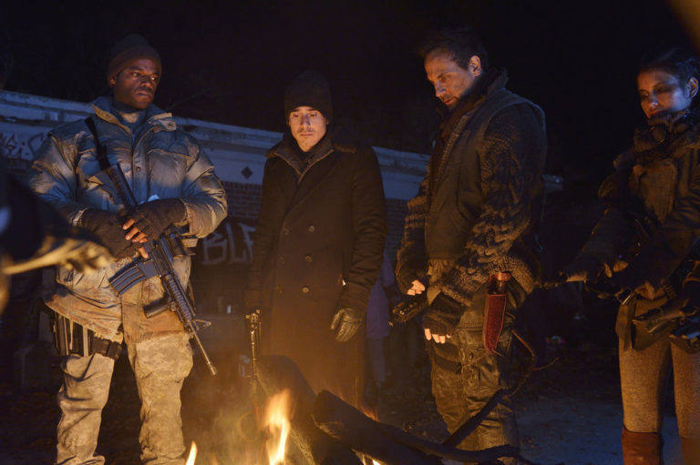 '12 Monkeys' Review: The Road to Titan