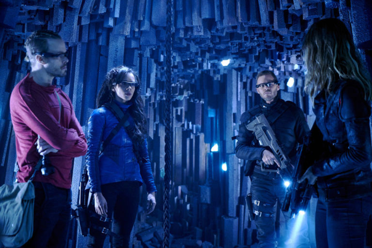 'Killjoys' Review: Beware Mines, Insects, and Mummified Monks