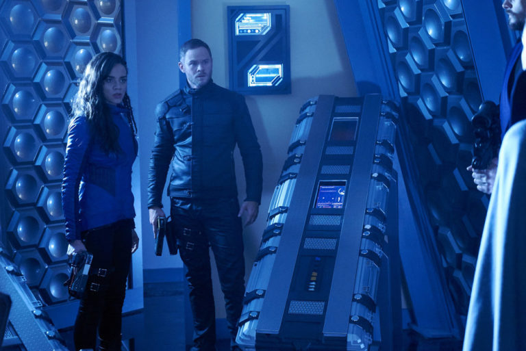 'Killjoys' Review: Two Lies and a Truth