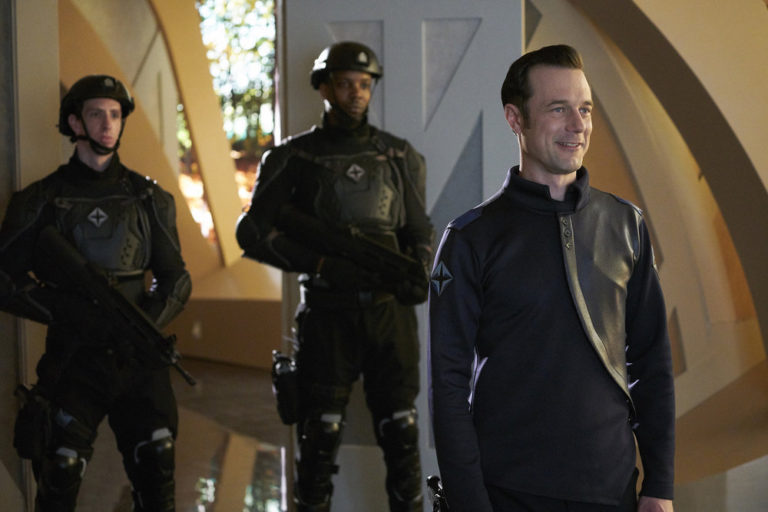 'Killjoys': 7 Crazy Things You Need To Know In 'Full Metal Monk'