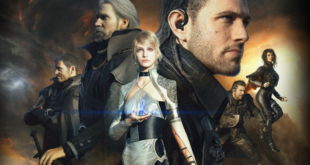 kingsglaive ffxv cover