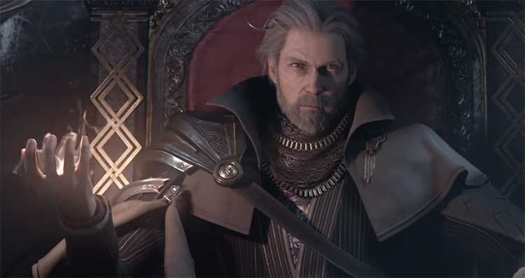 kingsglaive king regis