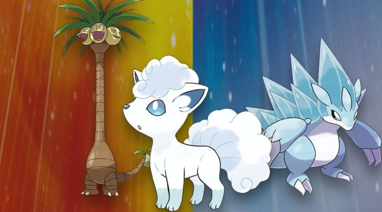 New Trailer for 'Pokémon Sun & Moon' Reveals New Details