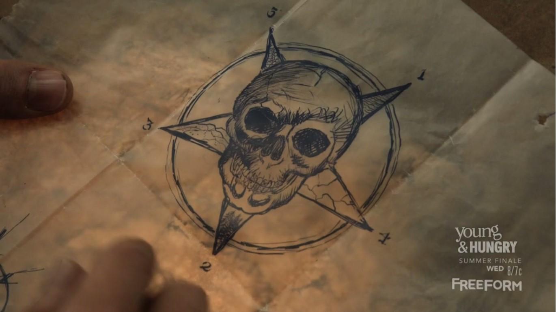 skull Dharma Bums