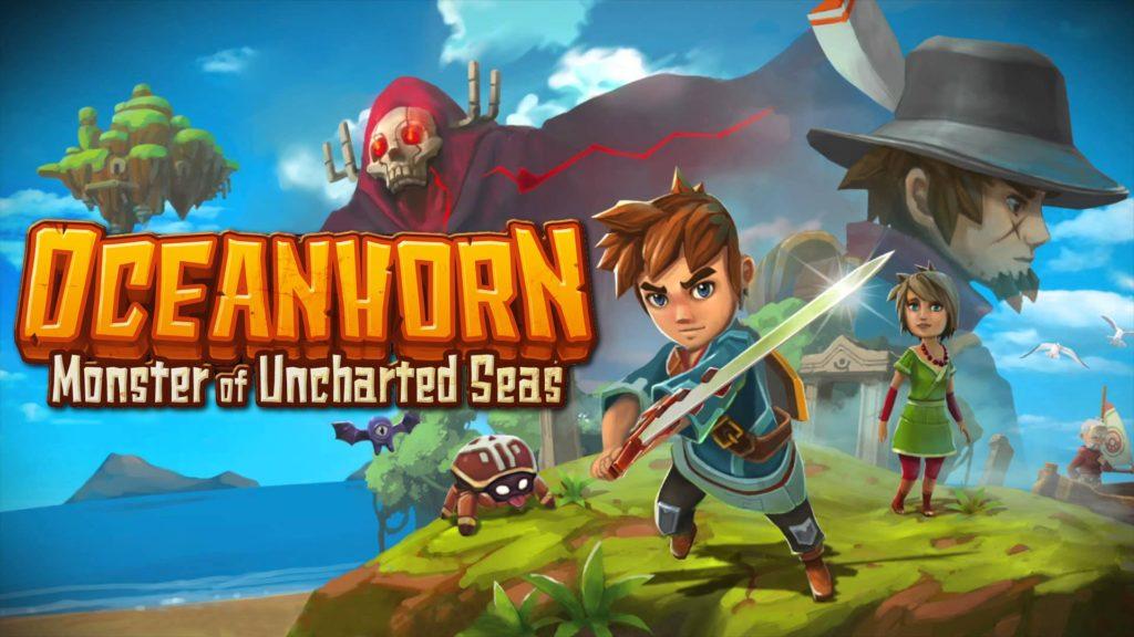 Oceanhorn Monster Of Uncharted Seas Review The Workprint