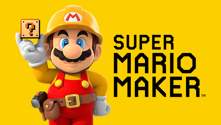 'Super Mario Maker' is coming to Nintendo 3DS