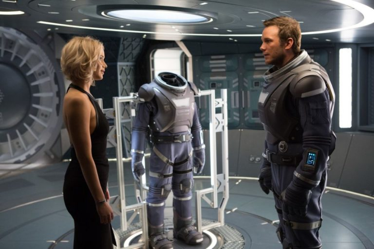 'Passengers' Official Trailer: 'Titanic' In Space!