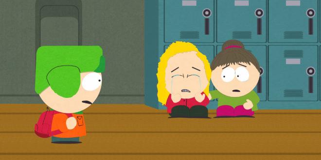 South Park Skank Hunt