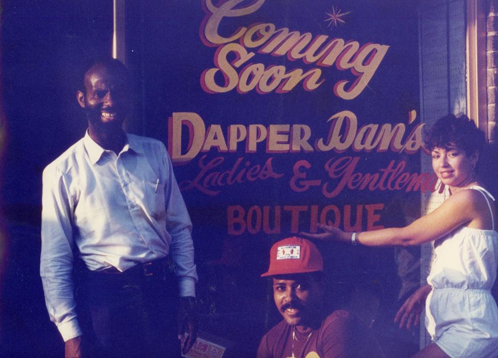 Dapper Dan Luke Cage