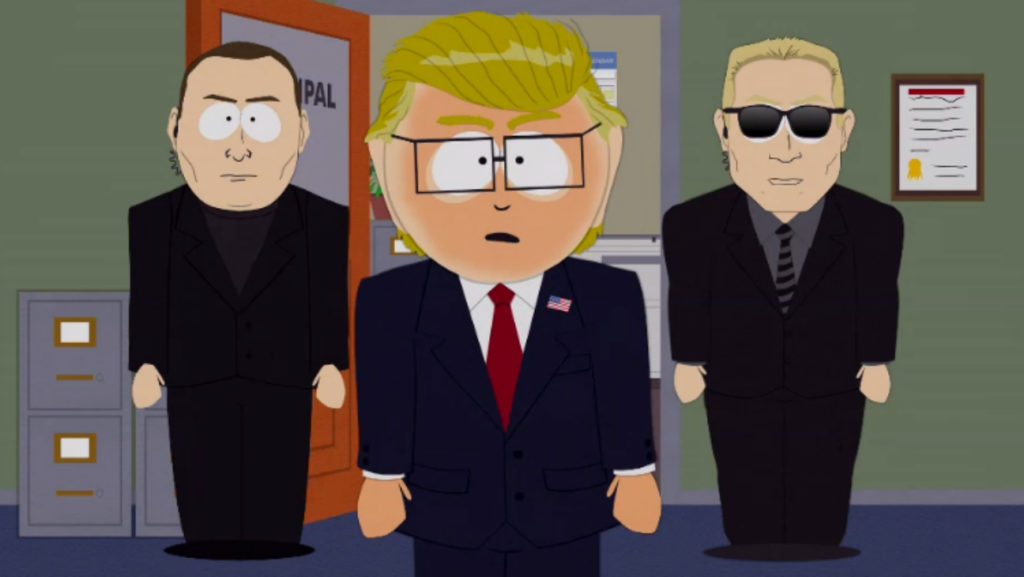 South Park Members Only