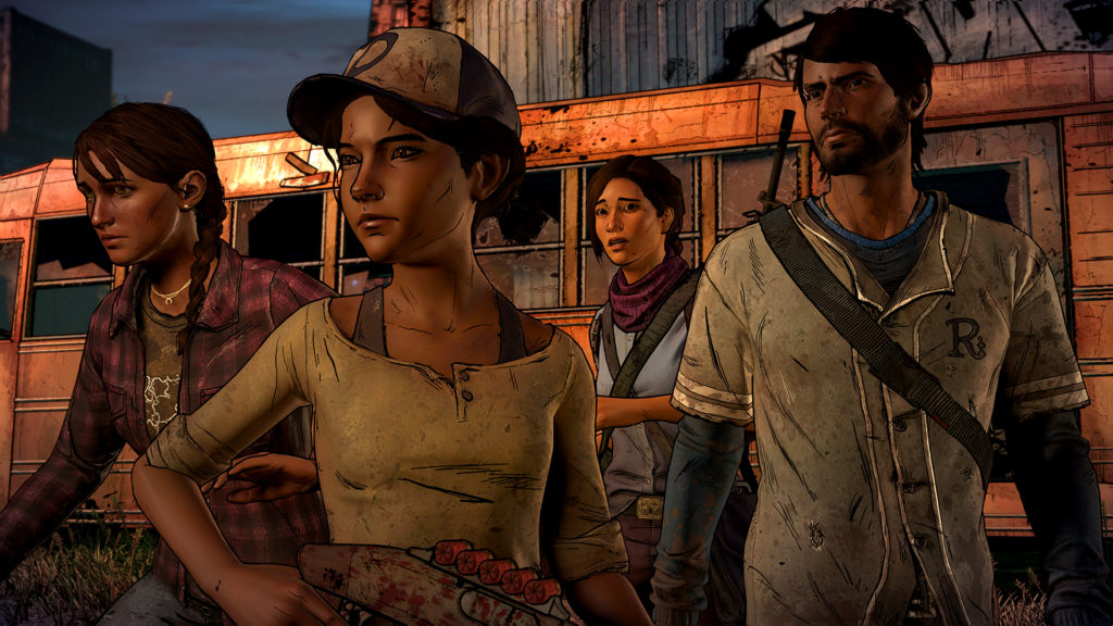 The Walking Dead Season 3: A New Frontier