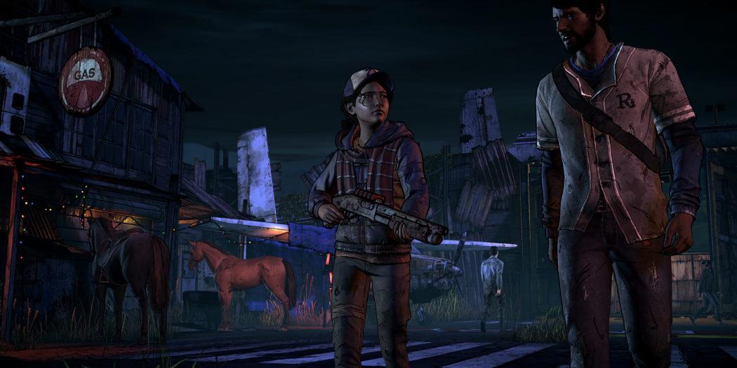 The Walking Dead Season Three A New Frontier Is