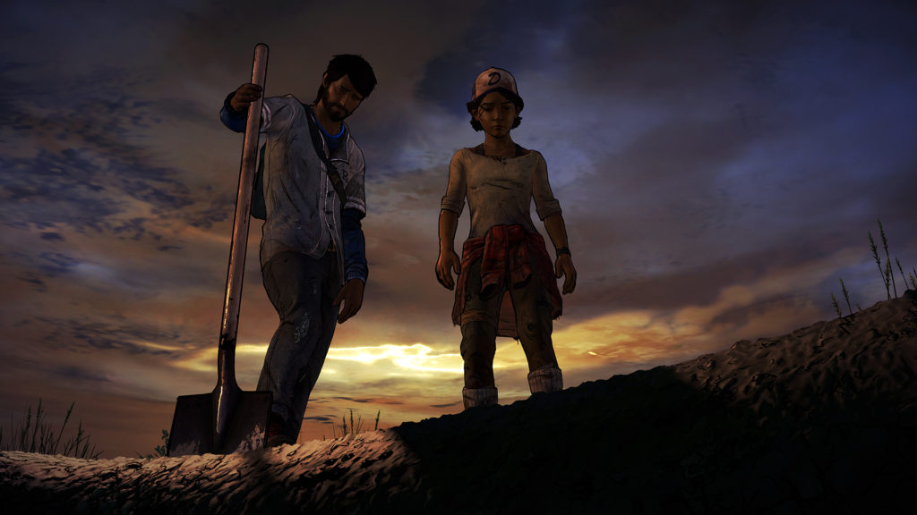 Telltale S The Walking Dead Season 3 And The Problem With