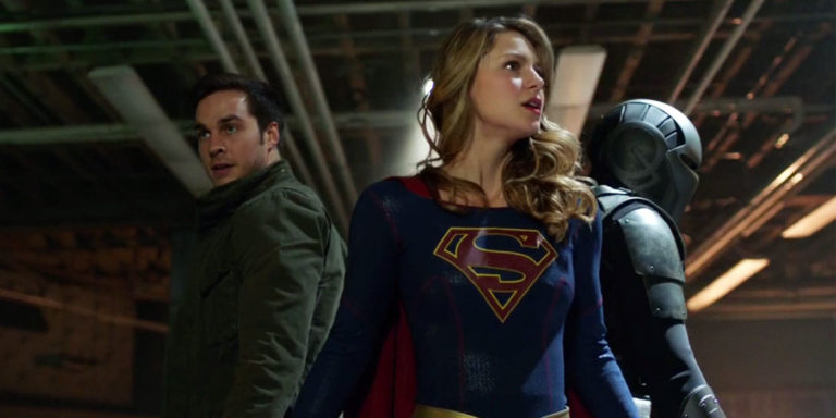 """'Supergirl' Review: """"We Can Be Heroes"""" But Literally Just For One Day"""