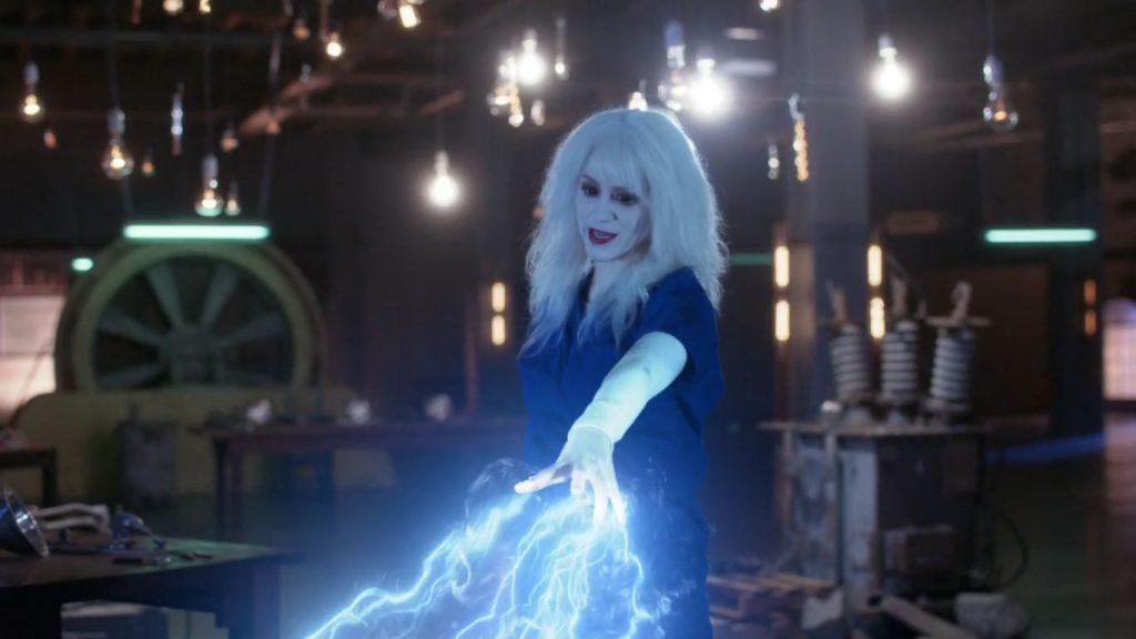 supergirl 210 livewire