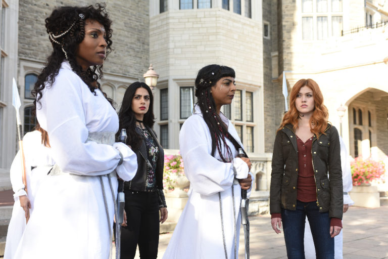 'Shadowhunters': We Meet The Iron Sisters and They Are Fierce