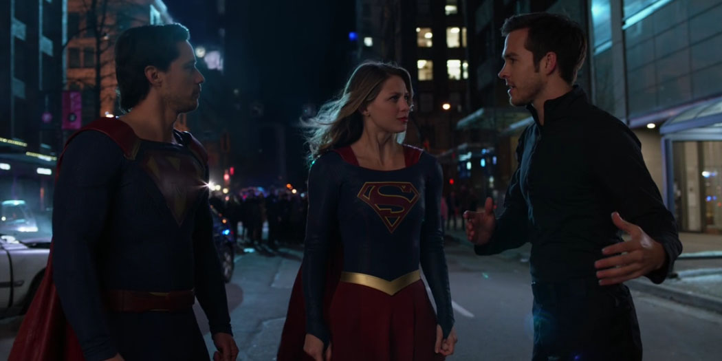 What Is Happening To The Relationships On 'Supergirl'? - The Workprint