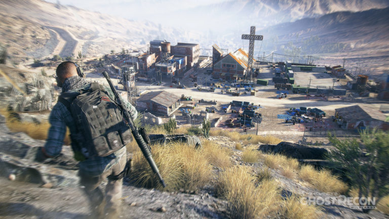 """'Ghost Recon: Wildlands' Open Beta: A Beautiful World Filled With """"Meh"""""""