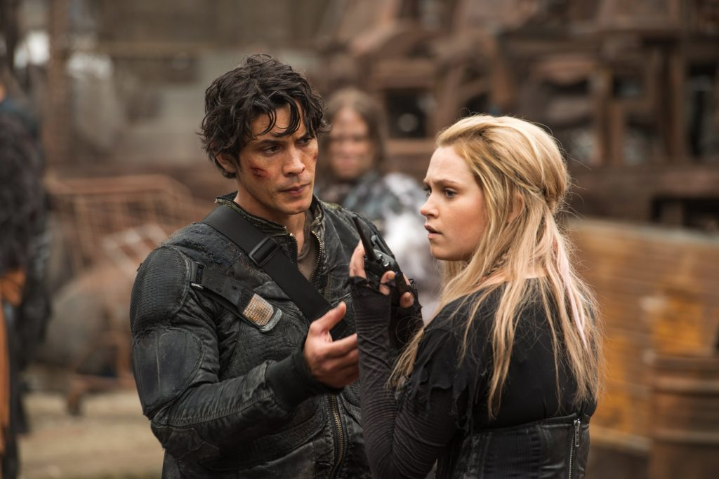 the 100 401 clarke bellamy
