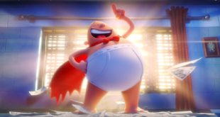 Captain Underpants Trailer