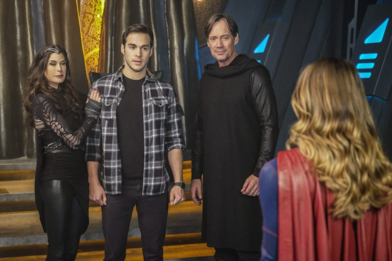 """'Supergirl': A Tale of Two Liars in """"Star-Crossed"""""""