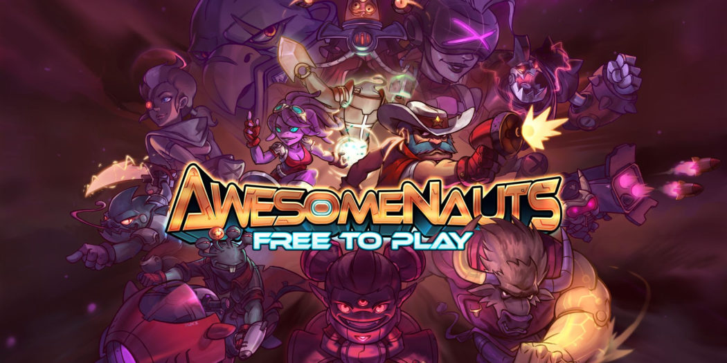 awesomenauts cover