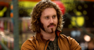 T.J. Miller is Leaving Silicon Valley