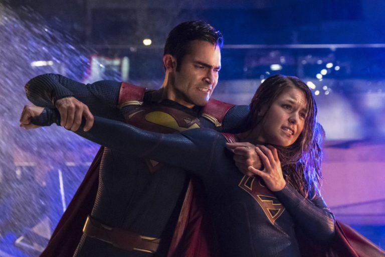 """Nevertheless, She Persisted"": Go Get'em, Supergirl."